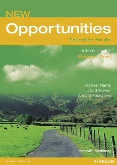 Harris Michael: New Opportunities Global Intermediate Students´ Book NE