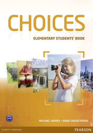 Harris Michael: Choices Elementary Students´ Book & MyLab PIN Code Pack