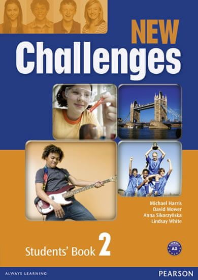 Harris Michael: New Challenges 2 Students´ Book