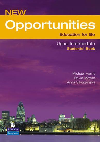Harris Michael: New Opportunities Global Upper-Intermediate Students´ Book NE