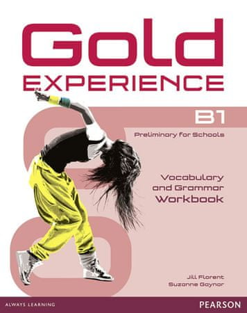 Florent Jill: Gold Experience B1 Workbook without key