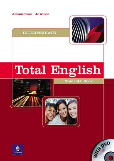 Wilson J. J.: Total English Intermediate Students´ Book and DVD Pack