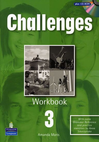 Maris Amanda: Challenges 3 Workbook w/ CD-ROM Pack