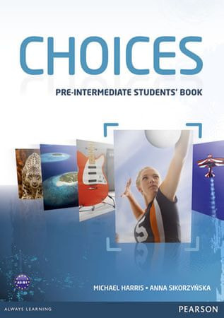 Harris Michael: Choices Pre-Intermediate Students´ Book