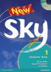 Abbs Brian, Barker Chris: New Sky 1 Student´s Book