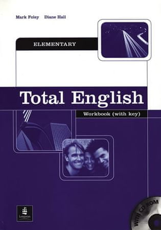 Foley Mark: Total English Elementary Workbook with Key and CD-Rom Pack