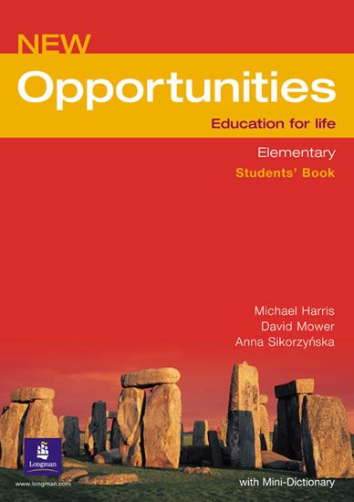 Harris Michael: New Opportunities Global Elementary Students´ Book NE