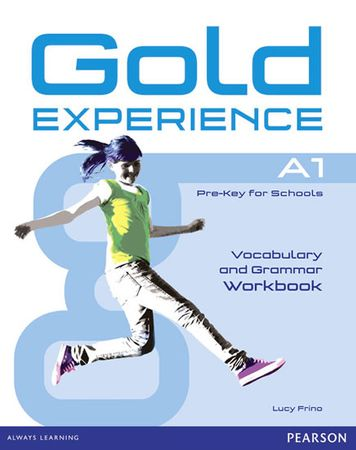 Frino Lucy: Gold Experience A1 Workbook without key