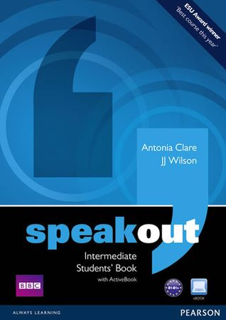 Clare Antonia: Speakout Intermediate Students book and DVD/Active Book Multi Rom Pack