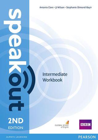 Dimond-Bayer Stephanie: Speakout Intermediate 2nd Edition Workbook without Key