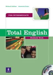 Acklam Richard: Total English Pre-Intermediate Students´ Book and DVD Pack