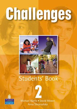 Harris Michael: Challenges 2 Student Book Global