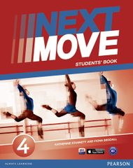 Stannett Katherine: Next Move 4 Students Book