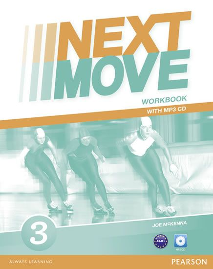 McKenna Joe: Next Move 3 Workbook & MP3 Pack