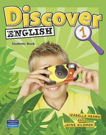 Wildman Jayne: Discover English 1 Student´s Book CZ