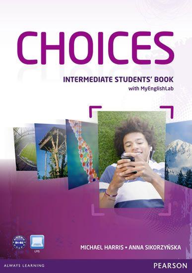 Harris Michael, Sikorzyňska Anna: Choices Intermediate Sbk & PIN Code Pack