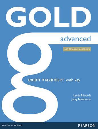 Edwards Lynda: Gold Advanced Maximiser with Key