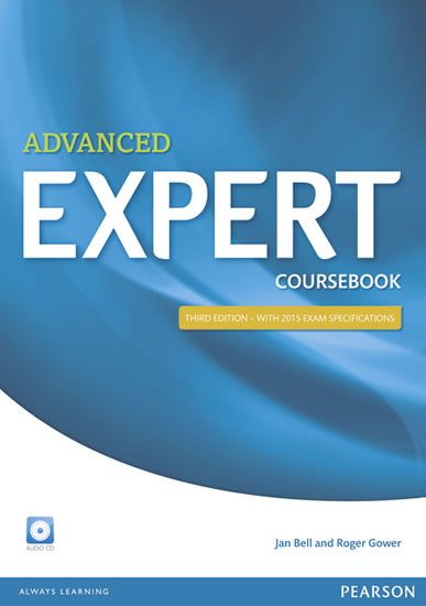 Bell Jan: Expert Advanced 3rd Edition Coursebook with CD Pack