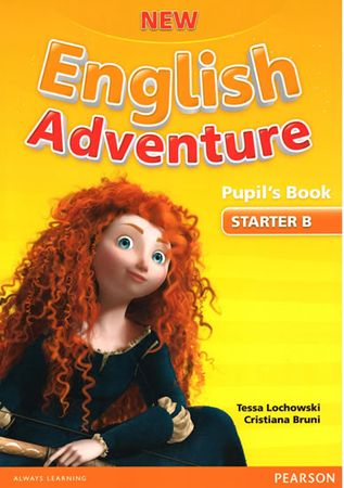 Worrall Anne: New English Adventure Starter B Pupil´s book