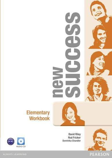 Fricker Rod: New Success Elementary Workbook w/ Audio CD Pack