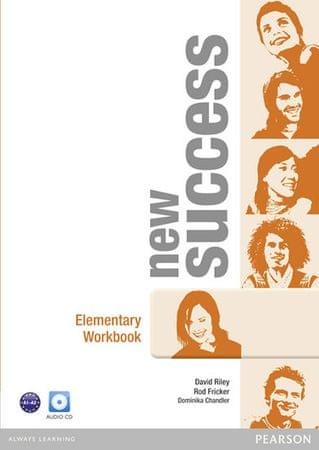 Fricker Rod: New Success Elementary Workbook & Audio CD Pack
