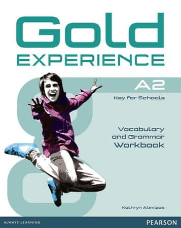 Alevizos Kathryn: Gold Experience A2 Workbook without key
