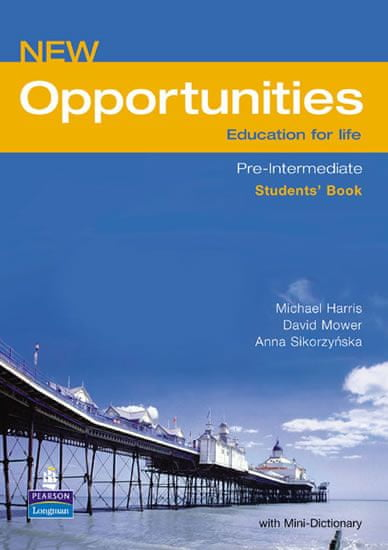 Mower David: New Opportunities Global Pre-Intermediate Students´ Book NE