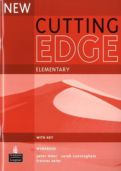 Cunningham Sarah: New Cutting Edge Elementary Workbook with Key