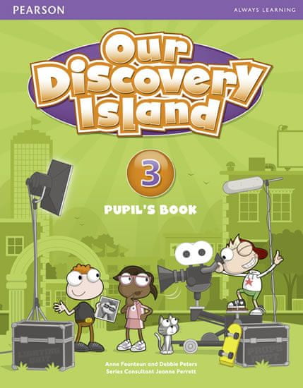 Peters Debie: Our Discovery Island 3 Pupil´s Book