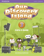 Peters Debie: Our Discovery Island  3 Student´s Book plus pin code