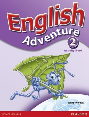 Worrall Anne: English Adventure Level 2 Activity Book