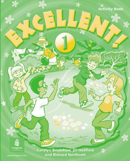 Bradshaw Coralyn: Excellent 1 Activity Book