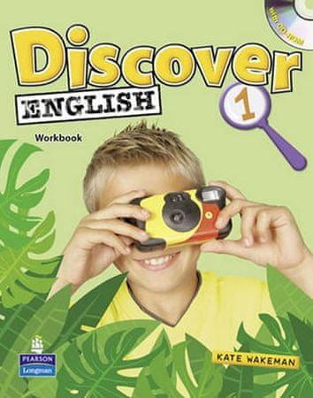 Freebairn Ingrid: Discover English 1 Workbook Czech Edition