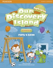 Lochowski Tessa: Our Discovery Island Starter Student´s Book plus pin code