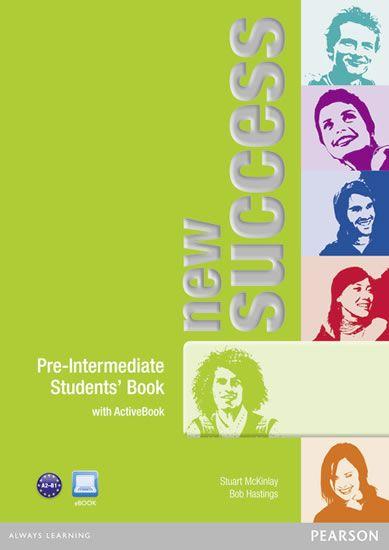 McKinlay Stuart: New Success Pre-Intermediate Students´ Book & Active Book Pack