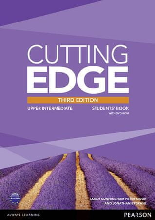 Bygrave Jonathan: Cutting Edge 3rd Edition Upper Intermediate Students´ Book and DVD Pack