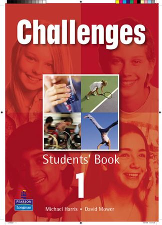 Harris Michael: Challenges 1 Student Book Global