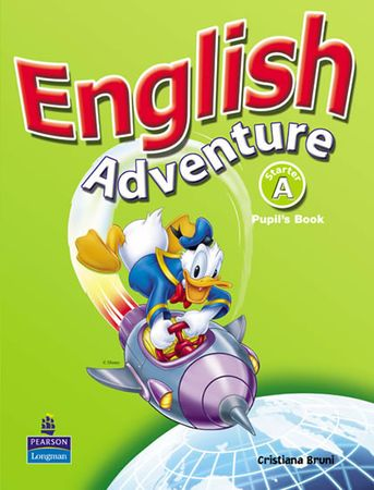 Bruni Cristiana: English Adventure Starter A Pupils Book