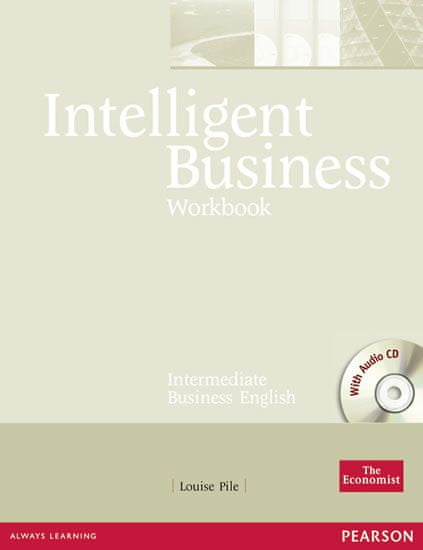 Pile Louise: Intelligent Business Intermediate Workbook and CD pack