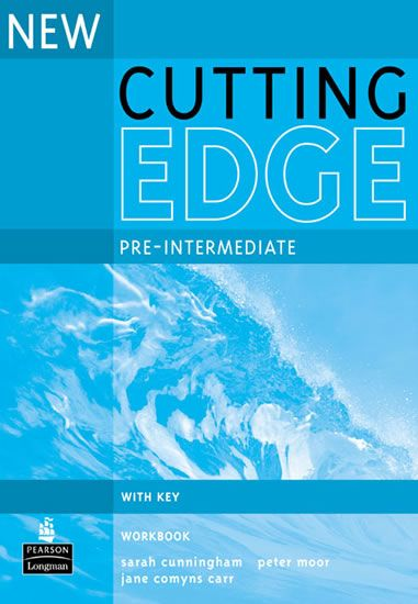 Cunningham Sarah: New Cutting Edge Pre-Intermediate Workbook with Key
