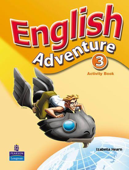 Hearn Izabella: English Adventure 3 Activity Book