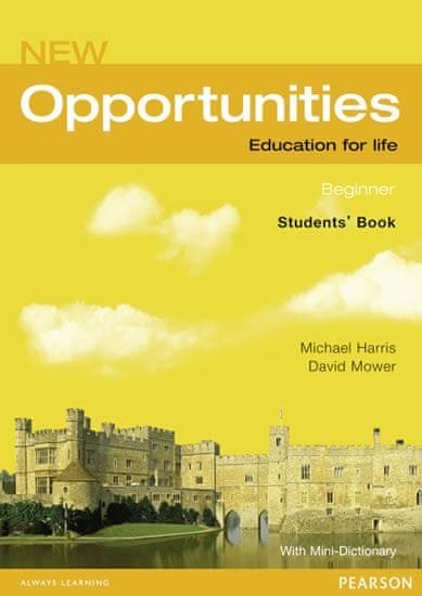 Harris Michael: New Opportunities Global Beginner Students´ Book NE