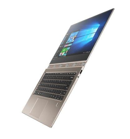 Lenovo prenosnik Yoga 910 i5-7200U/8GB/256GB/FHD13,9/W10H (80VF00KGSC)