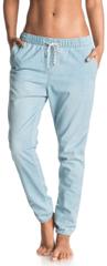 Roxy ženske hlače Easy Beachy Denim J, svetlo modre