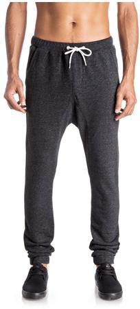 Quiksilver moške hlače Everyday Fionic Fleece, črne, XL