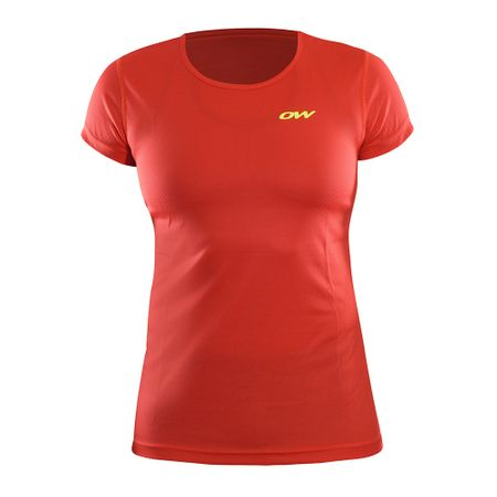 One Way WO Shirt Red S