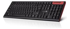 Connect IT Multimediální bezdrátová klávesnice (CKB-3000-CS)
