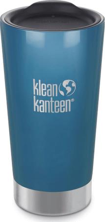 Klean Kanteen termo lonček, 473 ml, moder