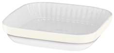 KitchenAid keramična posoda, bela