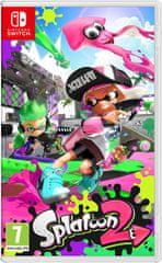 Nintendo igra Splatoon 2 (Switch)